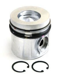 """Piston and Rings, 0.040"""""""