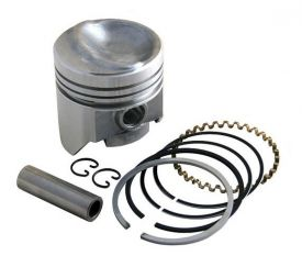 """Piston and Rings, 0.030"""""""