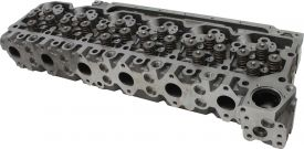 Cylinder Head with Valves, ISBE