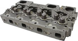 Cylinder Head with Valves, D3304DI