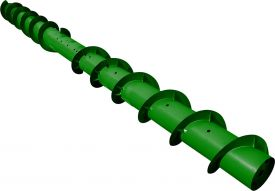 Header Auger, Full Finger - 30'