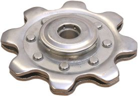 Idler Sprocket, Non-Greaseable