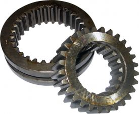 Front Gear Shift Coupling Assembly