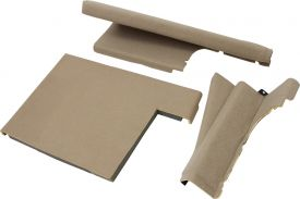 Upholstery Kit, Camel Hair Tan Cloth
