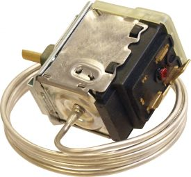 Rotary Adjustable Thermostatic Switch