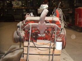 Used Small Block Chevy V8 Gas Engine
