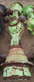 Used 4WD Axle