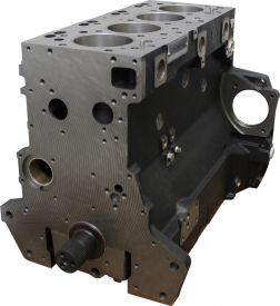 Remanufactured Shortblock Assembly, Perkins