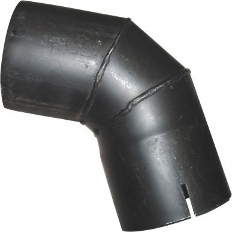 Exhaust Elbow, Non-Aspirated