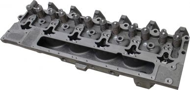 Complete Cylinder Head with Valves