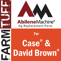 Abilene Machine offers quality replacement parts for AGCO® equipment.  With a multitude of options out there to get your parts we strive to offer honest, personal, service. Please feel free to contact us with any questions you may have.