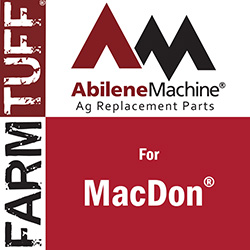 MacDon equipment require dependable maintenance and service.