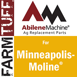 Minneapolis-Moline tractors require dependable maintenance and service.