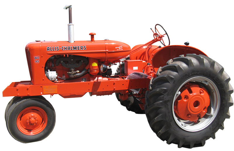 Allis-Chalmers tractors require dependable maintenance and service.