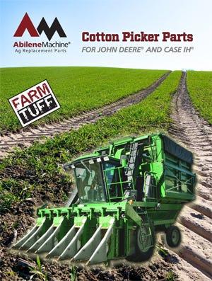 2019 AM Cotton Picker Catalog Cover
