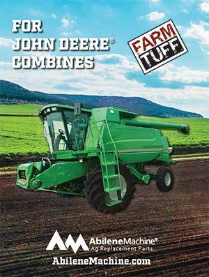 2021 AM John Deere Catalog Cover