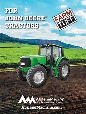 2021 AM John Deere Tractor Catalog
