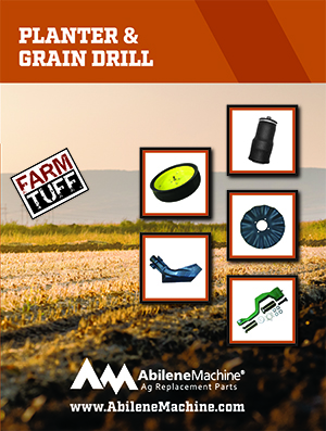 2020 AM Planter and Drill Catalog Cover