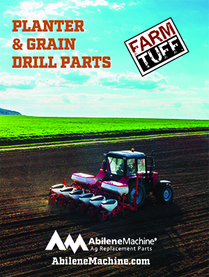2021 AM Planter and Drill Catalog Cover