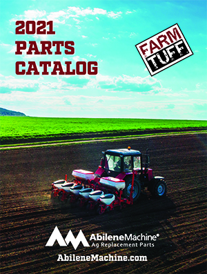 Abilene Machine 2021 Parts Catalog Cover