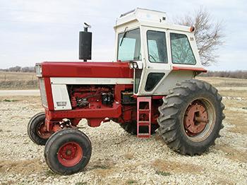 International Tractor Combine Parts