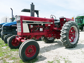 International Tractor Replacement Parts