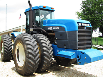 New Holland Agriculture Parts