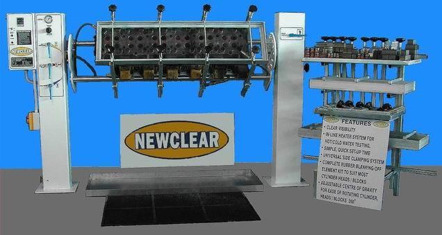 Newclear Pressure Tester