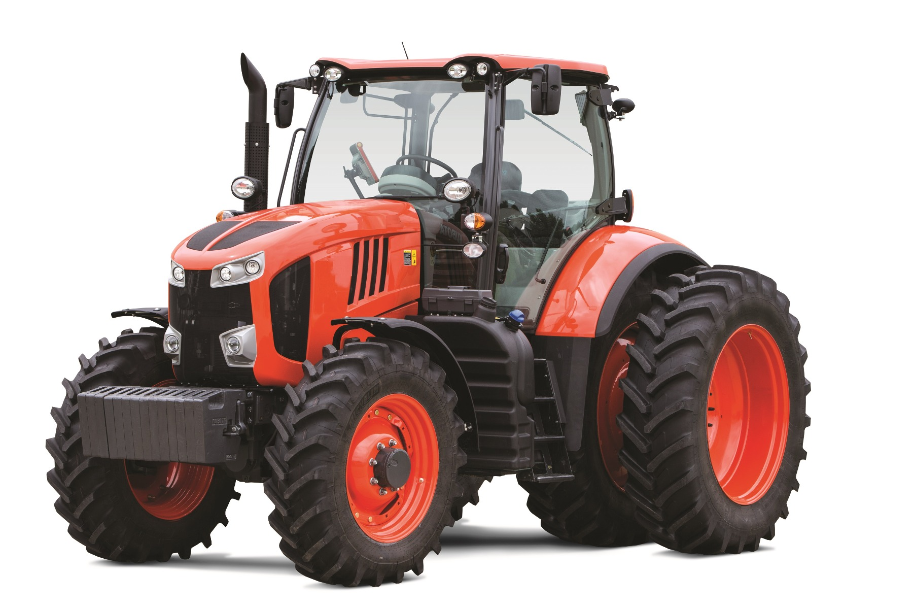 Kubota tractors require dependable maintenance and service.