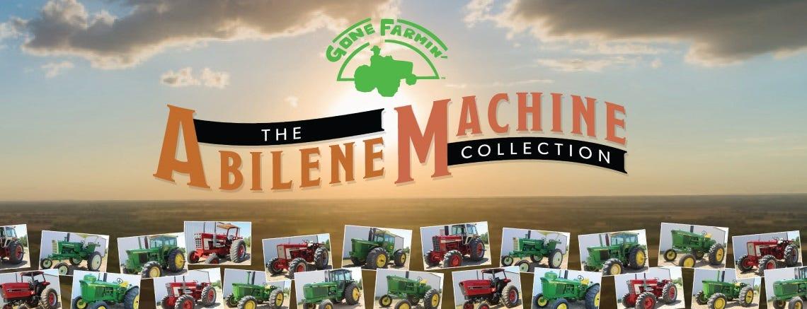 Mecum/ Abilene Machine Antique Tractor Auction